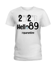 89th Birthday 89 Years Old Ladies T-Shirt thumbnail