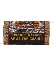 I WOULD RATHER BE AT THE CASINO  Mask tile
