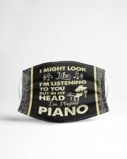 In My Head I'm Playing Piano Cloth face mask aos-face-mask-lifestyle-22