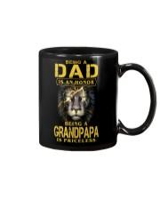 GRANDPAPA Mug tile