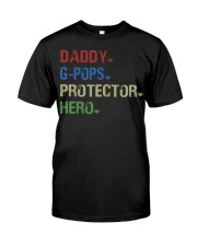 G-POPS Classic T-Shirt front