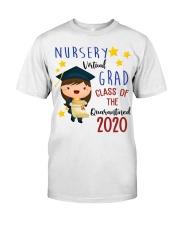 Nursery Girl Classic T-Shirt front