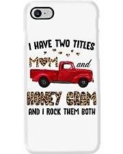 I Have Two Titles Mom And Honey Gram Phone Case thumbnail