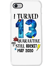 13th birthday 13 year old Phone Case tile