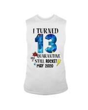 13th birthday 13 year old Sleeveless Tee tile
