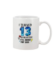 13th birthday 13 year old Mug tile