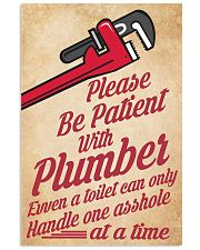 Plumber 24x36 Poster front