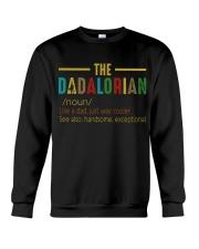 Dadalorian Crewneck Sweatshirt tile