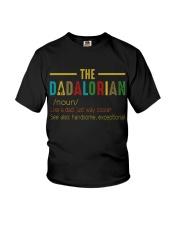 Dadalorian Youth T-Shirt tile