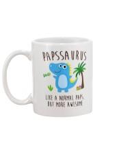 PAPS Mug back