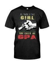 GPA Classic T-Shirt front
