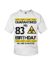 83rd Birthday 83 Years Old Youth T-Shirt thumbnail