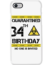 34th Birthday 34 Years Old Phone Case thumbnail