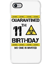 11th Birthday 11 Years Old Phone Case thumbnail