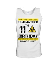 11th Birthday 11 Years Old Unisex Tank thumbnail