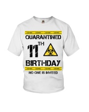 11th Birthday 11 Years Old Youth T-Shirt thumbnail