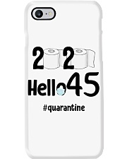 45th Birthday 45 Years Old Phone Case thumbnail