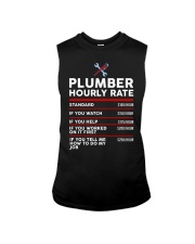 plumber hour shirt Sleeveless Tee thumbnail