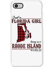 Just An Florida Girl In Rhode island Phone Case thumbnail