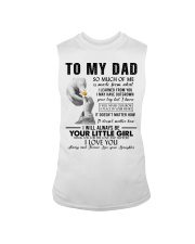 To My Dad I May Have Outgrown Your Lap Sleeveless Tee thumbnail