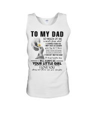 To My Dad I May Have Outgrown Your Lap Unisex Tank thumbnail