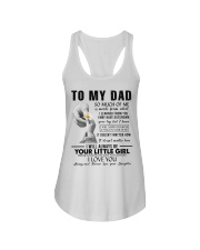 To My Dad I May Have Outgrown Your Lap Ladies Flowy Tank thumbnail