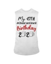 47th Birthday 47 Year Old Sleeveless Tee thumbnail
