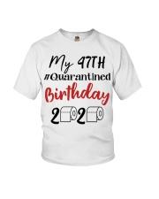47th Birthday 47 Year Old Youth T-Shirt thumbnail