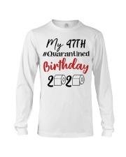 47th Birthday 47 Year Old Long Sleeve Tee thumbnail