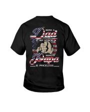 Being Papa Is Priceless Youth T-Shirt thumbnail