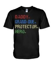 GRAND-DUE V-Neck T-Shirt tile