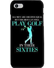 The Best Can Still Play Golf In Their Sixties Phone Case thumbnail