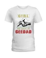 GEEDAD Ladies T-Shirt tile