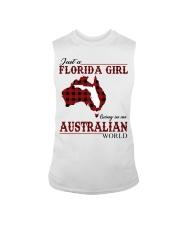 Just An Florida Girl In australian World Sleeveless Tee thumbnail