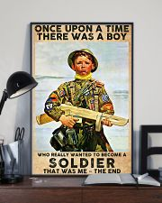 Once Upon A Time-Soldier 24x36 Poster lifestyle-poster-2