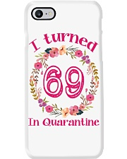 69th Birthday 69 Years Old Phone Case thumbnail
