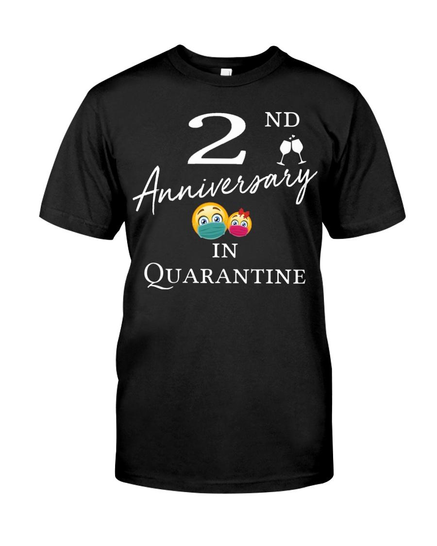 2nd Anniversary in Quarantine Classic T-Shirt
