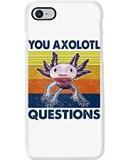 You Axolotl Questions Phone Case thumbnail