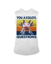 You Axolotl Questions Sleeveless Tee thumbnail