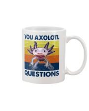 You Axolotl Questions Mug thumbnail