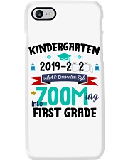 KINDERGARTEN ZOOMING INTO  FIRST GRADE Phone Case thumbnail