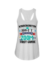 KINDERGARTEN ZOOMING INTO  FIRST GRADE Ladies Flowy Tank thumbnail