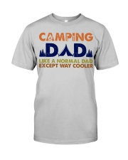 Camping Dad Classic T-Shirt front