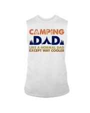 Camping Dad Sleeveless Tee thumbnail