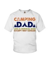Camping Dad Youth T-Shirt thumbnail