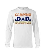 Camping Dad Long Sleeve Tee thumbnail