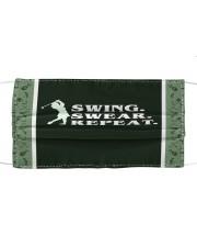 Swing Swear Repeat  Mask tile