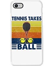 Tennis Takes Balls Phone Case tile