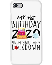 41st Birthday 41 Years Old Phone Case thumbnail