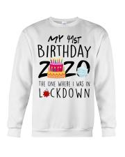 41st Birthday 41 Years Old Crewneck Sweatshirt thumbnail